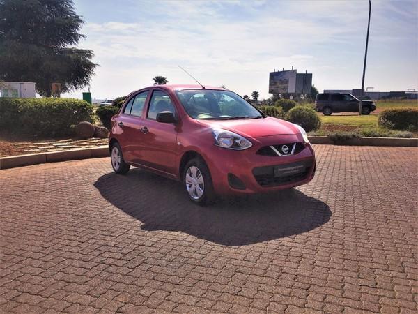 2018 Nissan Micra 1.2 Active Visia Mpumalanga Witbank_0