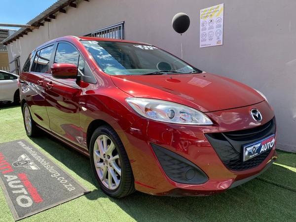 2012 Mazda 5 2.0l Active 6sp  Gauteng Boksburg_0