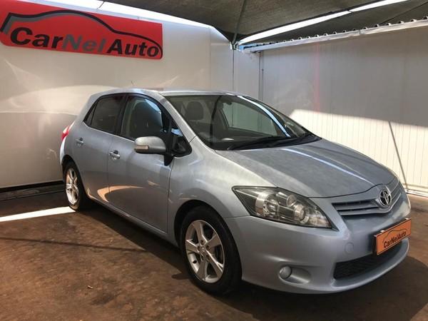 2010 Toyota Auris 1.6 Xr  Gauteng Pretoria_0