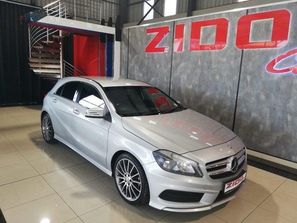 2014 Mercedes-Benz A-Class A 180 Be Amg Sport At  Gauteng Kempton Park_0