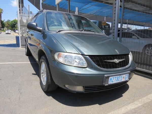 2001 Chrysler Grand Voyager 3.3 LX Auto Gauteng Johannesburg_0