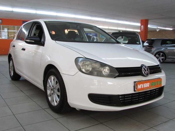 2011 Volkswagen Golf Vi 1.4 Tsi Trendline  Western Cape Cape Town_0