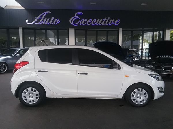 2013 Hyundai i20 1.2 Motion  Western Cape Western Cape_0