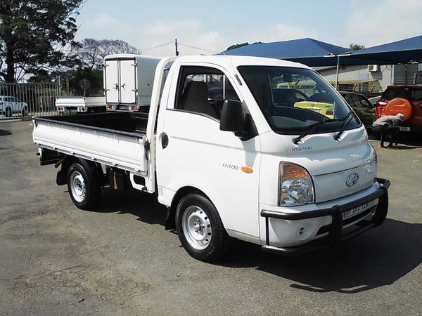 2011 Hyundai H100 Bakkie 2.5 Tci Fc Cc  Kwazulu Natal_0