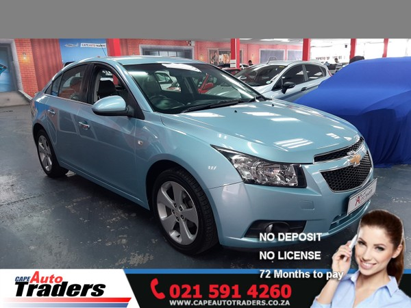 2012 Chevrolet Cruze 1.8 Lt At  Western Cape Goodwood_0