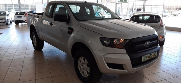 2017 Ford Ranger 2.2TDCi XL Auto Bakkiie SUPCAB Northern Cape Kimberley_0