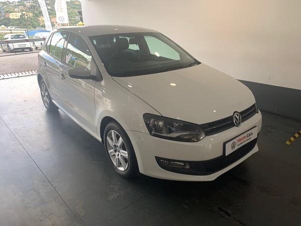 2010 Volkswagen Polo 1.4 Comfortline 5dr  Gauteng Alberton_0