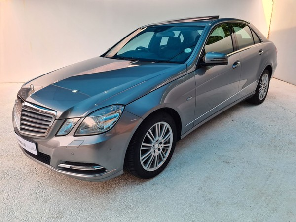 2012 Mercedes-Benz E-Class E 350 Be Avantgarde  Gauteng Randburg_0