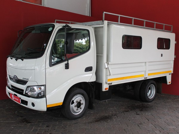 2019 Toyota Dyna 150 Western Cape Paarl_0