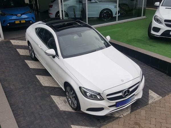 2016 Mercedes-Benz C-Class C200 Coupe Auto Gauteng Midrand_0