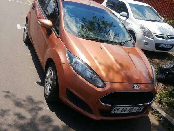 2016 Ford Fiesta 1.4 Ambiente 5-Door Gauteng Pretoria_0