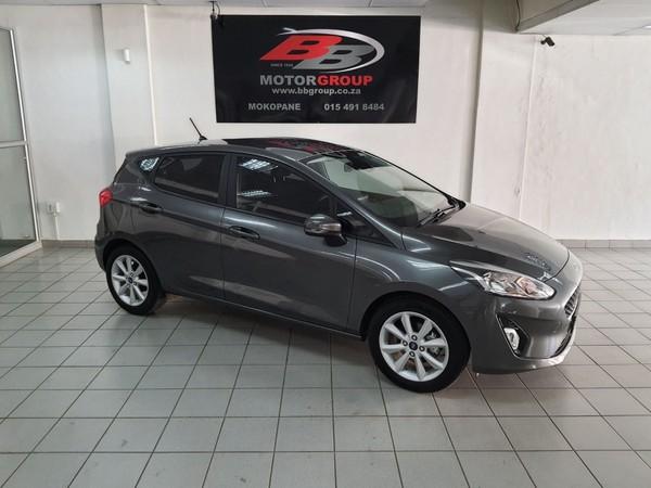 2020 Ford Fiesta 1.0 Ecoboost Trend 5-Door Auto Limpopo Mokopane_0