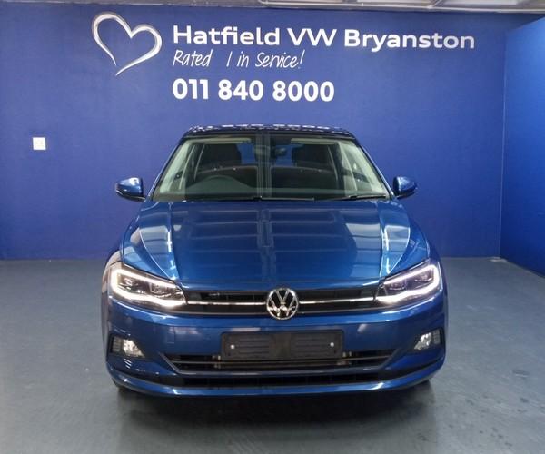 2021 Volkswagen Polo 1.0 TSI Comfortline Gauteng Bryanston_0