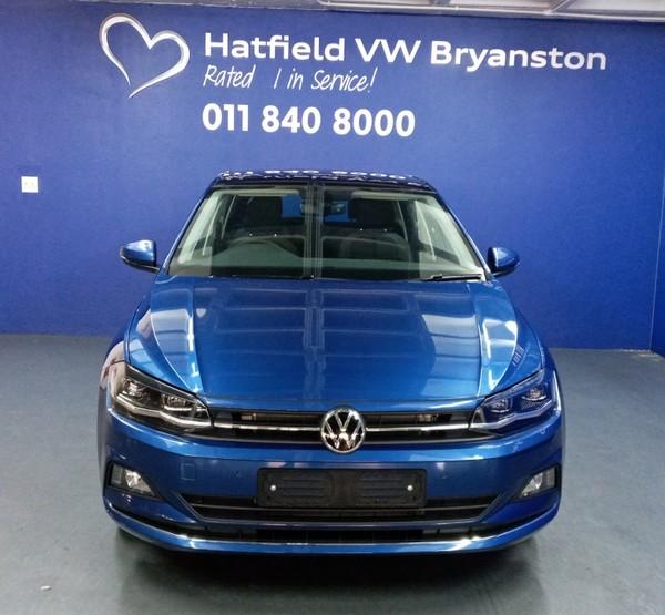 2021 Volkswagen Polo 1.0 TSI Highline DSG 85kW Gauteng Bryanston_0