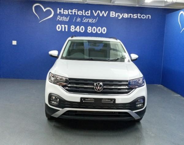 2021 Volkswagen T-Cross 1.0 TSI Comfortline Gauteng Bryanston_0