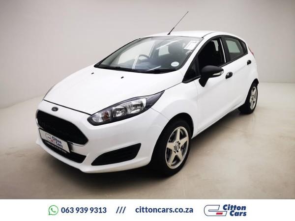 2017 Ford Fiesta 1.0 Ecoboost Ambiente 5-Door Gauteng Pretoria_0