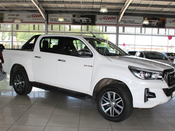 2019 Toyota Hilux 2.8 GD-6 Raider 4X4 Double Cab Bakkie Auto Gauteng Alberton_0