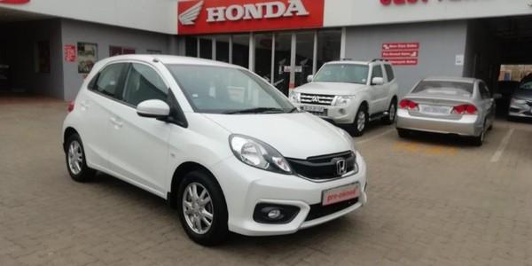 2018 Honda Brio 1.2 Comfort  Gauteng Boksburg_0
