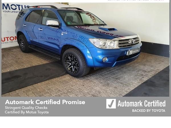 2011 Toyota Fortuner 3.0d-4d 4x4 At  Mpumalanga Nelspruit_0