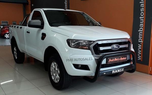 2016 Ford Ranger 2.2TDCi XLS Single Cab Bakkie Kwazulu Natal Pietermaritzburg_0