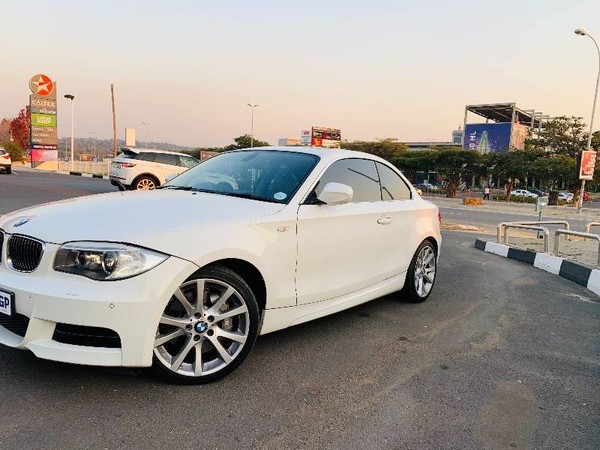2013 BMW 1 Series 135i Coupe Exclusive  Gauteng Sandton_0
