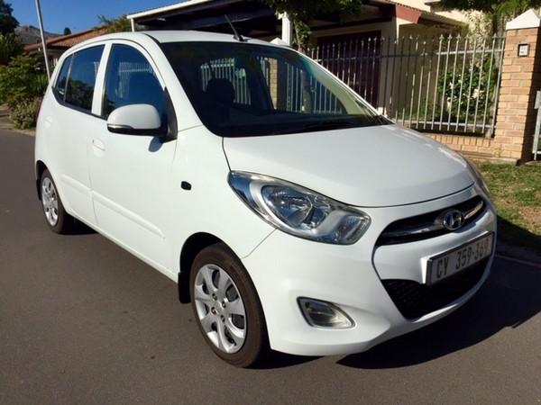 2013 Hyundai i10 1.1 Gls  Western Cape Paarl_0