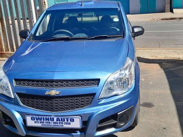 2015 Chevrolet Corsa Utility 1.4 Sc Pu  Gauteng Johannesburg_0
