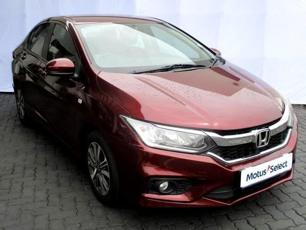 2018 Honda Ballade 1.5 Elegance CVT Gauteng Four Ways_0
