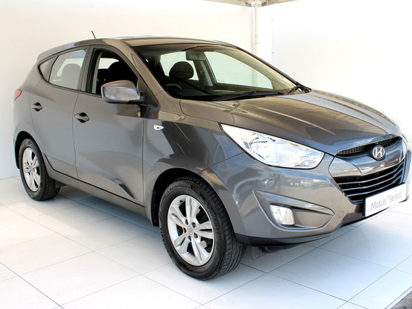 2010 Hyundai iX35 2.0 Gl  Western Cape Milnerton_0