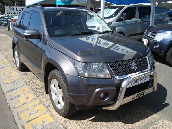 2011 Suzuki Grand Vitara 2.4  Gauteng Pretoria_0