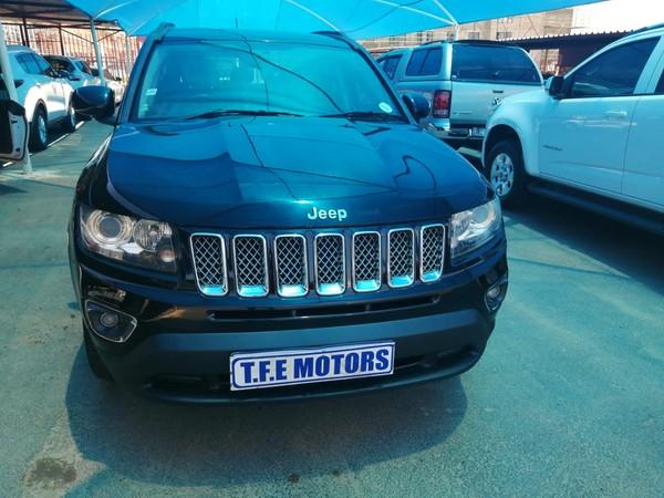 2014 Jeep Compass 2.0 Ltd  Gauteng Sandton_0