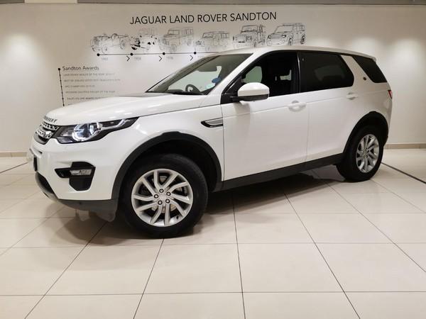 2017 Land Rover Discovery Sport SPORT 2.0i4 D HSE Gauteng Rivonia_0