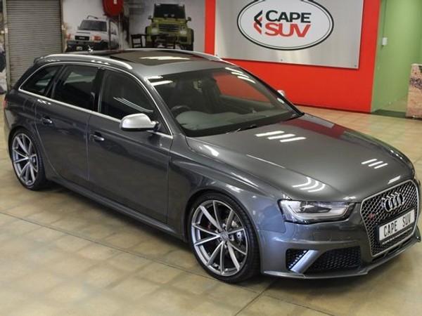 2013 Audi RS4 AVANT QUATT STRONIC Western Cape Brackenfell_0