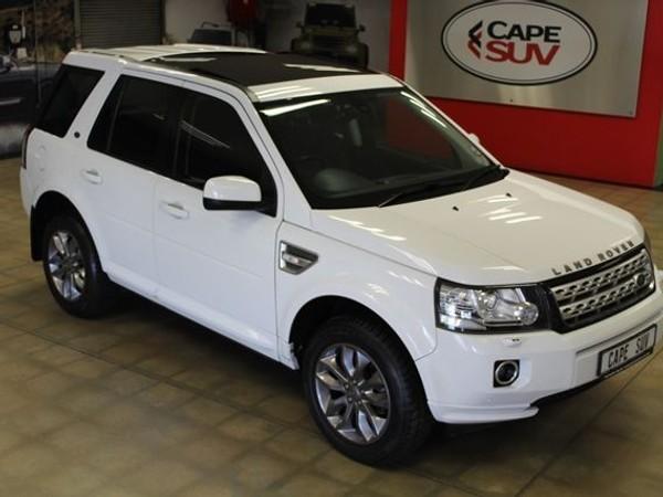 2014 Land Rover Freelander Ii 2.2 Sd4 Se At  Western Cape Brackenfell_0