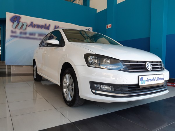 2017 Volkswagen Polo GP 1.5 TDi Comfortline North West Province Klerksdorp_0