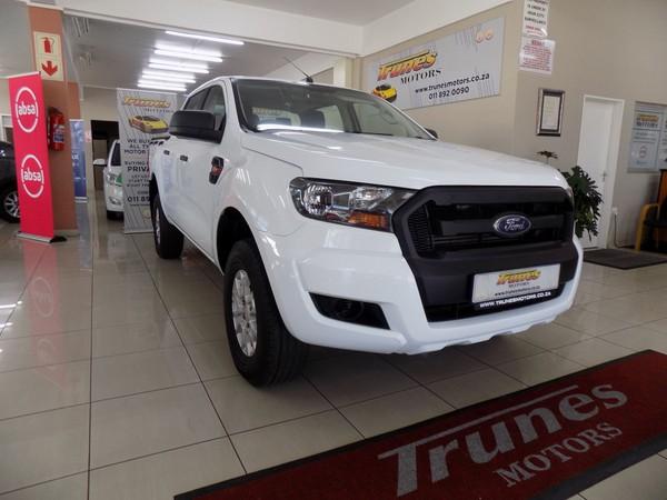 2017 Ford Ranger 2.2TDCi XL Double Cab Bakkie Gauteng Boksburg_0