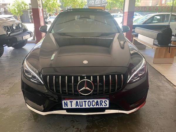 2017 Mercedes-Benz C-Class C200 AMG line Auto Gauteng Johannesburg_0