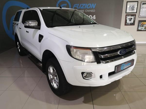 2015 Ford Ranger 3.2TDCi XLT 4X4 Auto Double Cab Bakkie Western Cape Goodwood_0