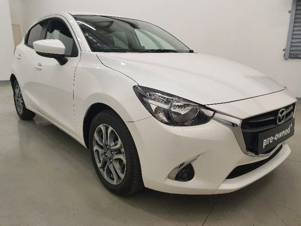 2020 Mazda 2 1.5DE Hazumi Auto 5-Door Kwazulu Natal Amanzimtoti_0
