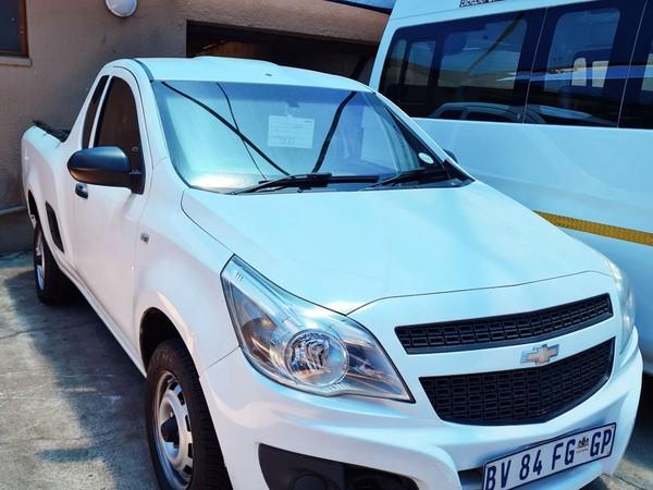 2012 Chevrolet Corsa Utility 1.4 Sc Pu  Gauteng Johannesburg_0