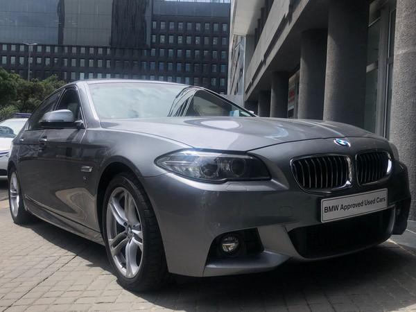 2016 BMW 5 Series 520D Auto M Sport Western Cape Cape Town_0