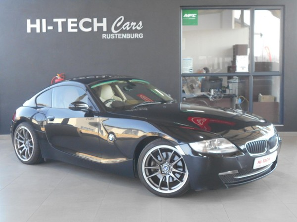 2010 BMW Z4 Coupe 3.0si At with Only 55000km North West Province Rustenburg_0