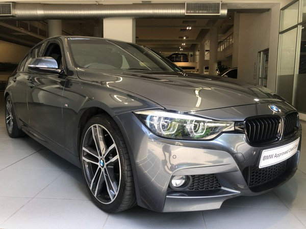 2018 BMW 3 Series 320D Edition M Sport Shadow Auto Western Cape Cape Town_0