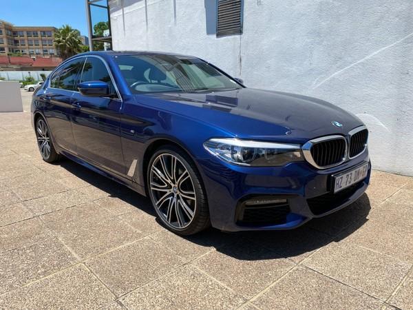 2019 BMW 5 Series 520d M Sport Gauteng Germiston_0