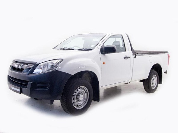 2015 Isuzu KB Series 250 D-TEQ Fleetside Single cab Bakkie Gauteng Boksburg_0