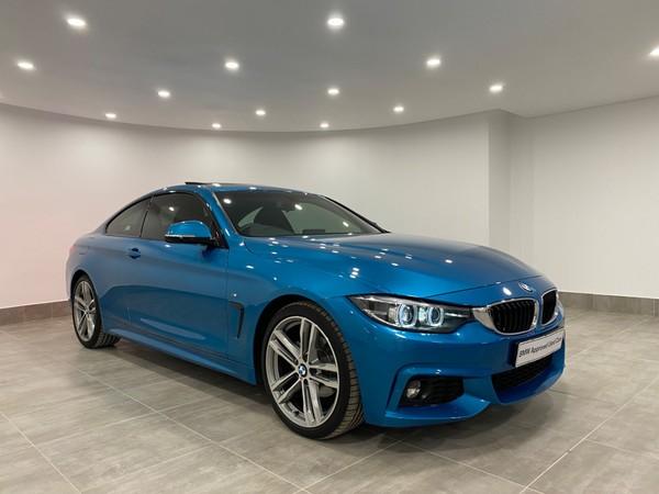 2019 BMW 4 Series 420i Coupe M Sport Plus Auto F32 Gauteng Sandton_0