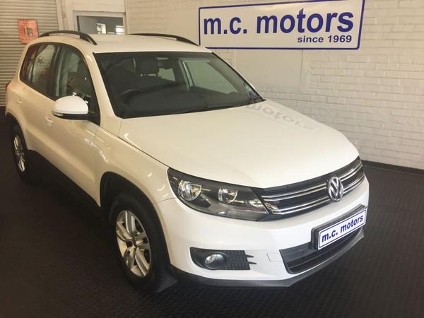2013 Volkswagen Tiguan 1.4 Tsi 4 Motion Trend-fun Western Cape Cape Town_0
