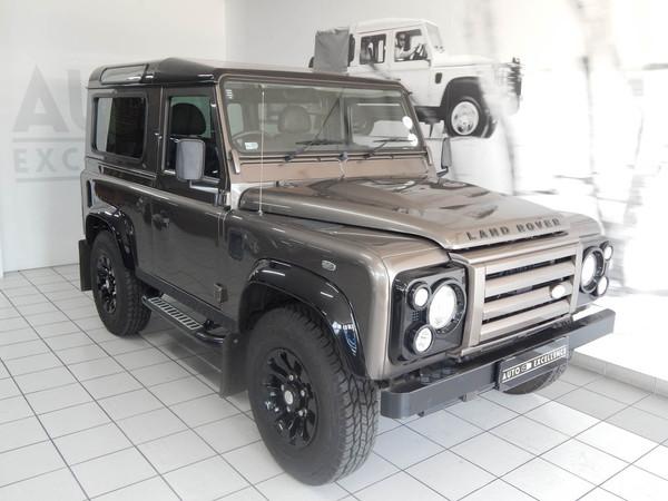 2013 Land Rover Defender 90 2.2d Sw Ltd  Western Cape Stellenbosch_0