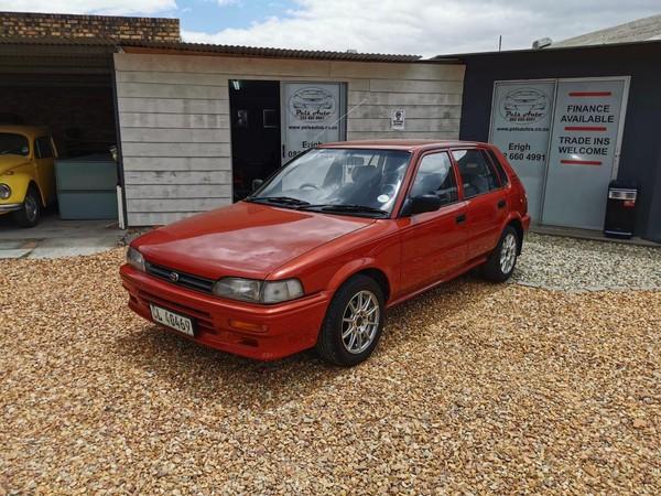 2000 Toyota Conquest 130 Tazz 5spd  Western Cape Kraaifontein_0
