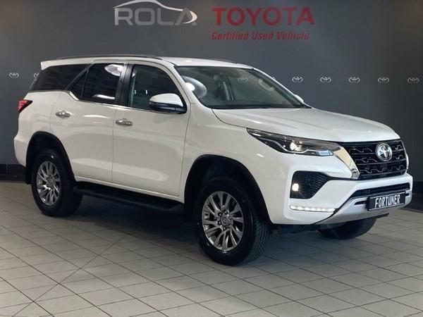 2020 Toyota Fortuner 2.8GD-6 4x4 VX Auto Western Cape Somerset West_0